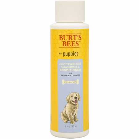 Burt's Bees 2 in 1 Tearless Shampoo  Conditioner for Puppies
