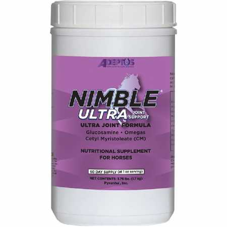 Adeptus  Nimble Ultra Joint Support for Horses (3.75 lbs)  looking for sales agent